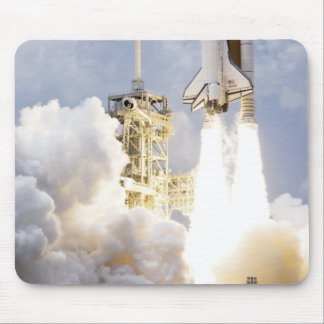 Space Shuttle Atlantis lifts off Mouse Pad