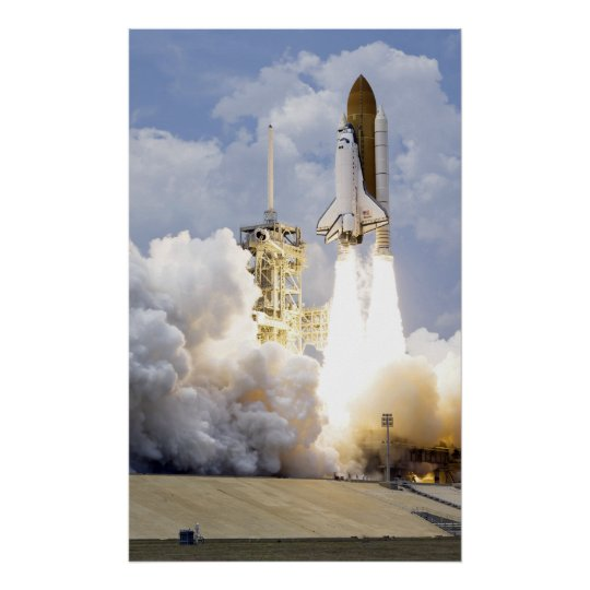 space shuttle atlantis poster - photo #37