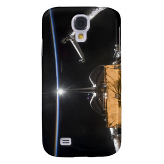 Space Shuttle Atlantis' payload bay Samsung Galaxy S4 Cases