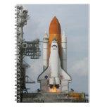 Space Shuttle Atlantis Photo Notebook