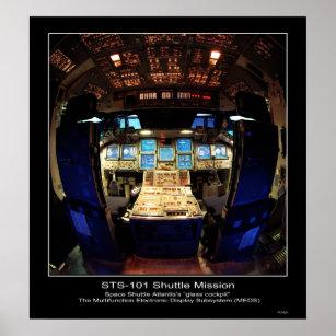 Cockpit Posters & Photo Prints | Zazzle