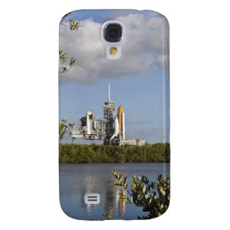 Space Shuttle Atlantis sits ready Samsung Galaxy S4 Cover