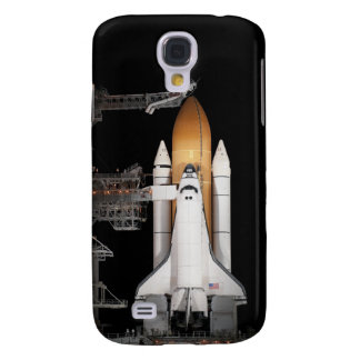 Space shuttle Atlantis sits ready Samsung Galaxy S4 Covers