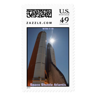 Space Shuttle Atlantis, STS-115 Stamp