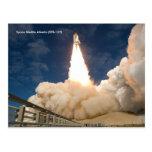 Space Shuttle Atlantis (STS-129 Blast's Off Postcards