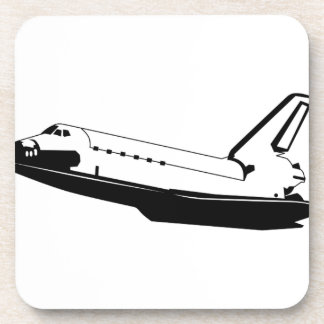Space Shuttle Beverage Coaster