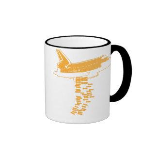 Space Shuttle Bomber Mug
