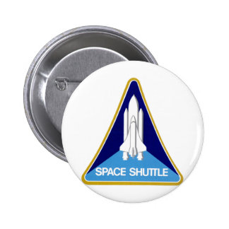 SPACE SHUTTLE PINBACK BUTTONS