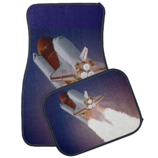 Space Shuttle Car Mats
