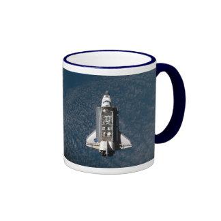 Space Shuttle - Cargo Bay Open Ringer Mug