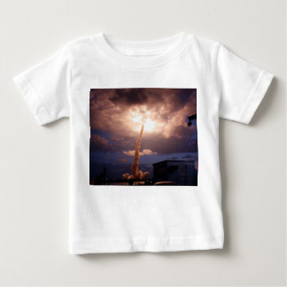 Space Shuttle Challenger Launch Baby T-Shirt