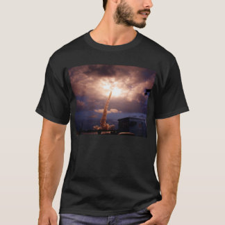Space Shuttle Challenger Launch T-Shirt