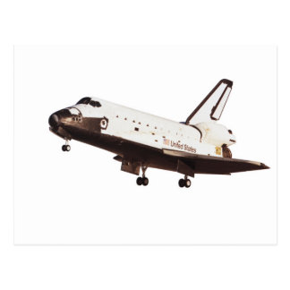 Space Shuttle Challenger Postcard
