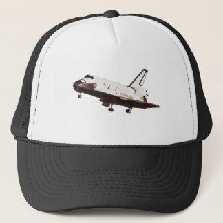 Space Shuttle Challenger Trucker Hat