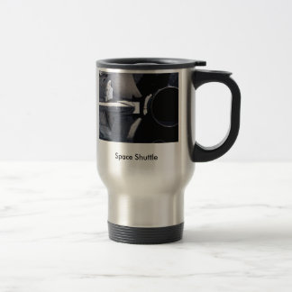 Space Shuttle Close Up, Space Shuttle Travel Mug