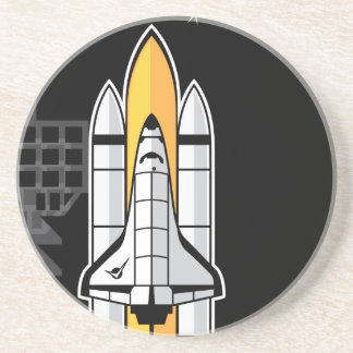 Space shuttle coaster