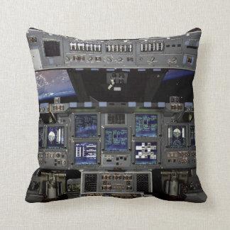 Space Shuttle Cockpit Pillow