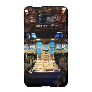 Space Shuttle Cockpit Samsung Galaxy SII Cases
