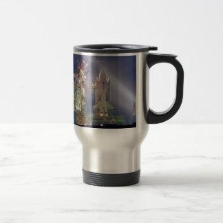 Space Shuttle Columbia 15 Oz Stainless Steel Travel Mug