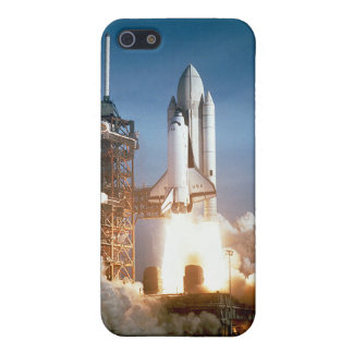 Space Shuttle Columbia Blasts Off Case For iPhone SE/5/5s