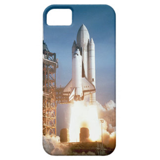 Space Shuttle Columbia Blasts Off iPhone SE/5/5s Case