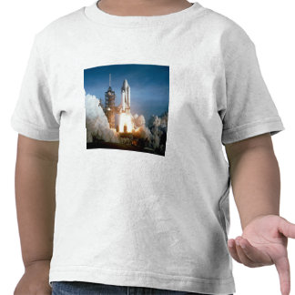 Space Shuttle Columbia Blasts Off Shirts