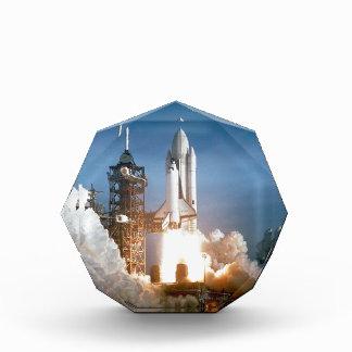 Space Shuttle Columbia launching Award