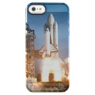 Space Shuttle Columbia launching Clear iPhone SE/5/5s Case