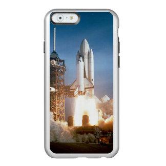 Space Shuttle Columbia launching Incipio Feather® Shine iPhone 6 Case