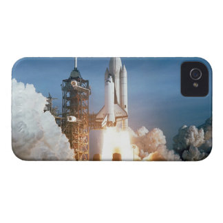 Space Shuttle Columbia launching iPhone 4 Cover