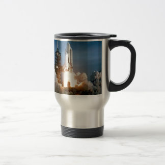 Space Shuttle Columbia launching Travel Mug