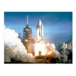 Space Shuttle Columbia Postcard