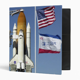 Space Shuttle Columbia Readies For Launch Binder