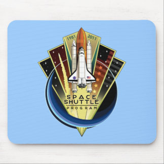 Space Shuttle Commemorative Mousemat Mouse Pad