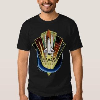 Space Shuttle Commemorative T-Shirt