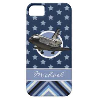 Space Shuttle Customizable iPhone Case
