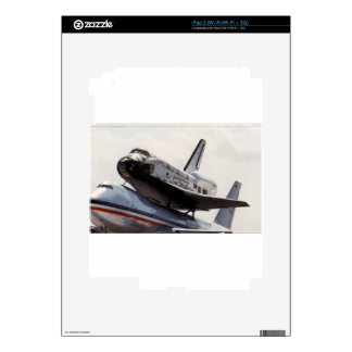 space shuttle decals for iPad 2