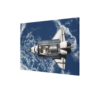 Space Shuttle Discovery 10 Gallery Wrapped Canvas