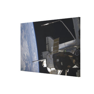 Space Shuttle Discovery 10 Gallery Wrap Canvas