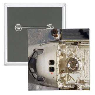 Space Shuttle Discovery 12 2 Inch Square Button
