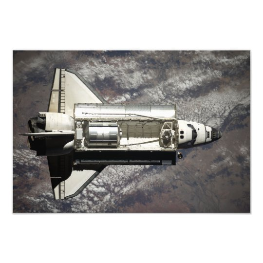 Space Shuttle Discovery 12 Photo Print