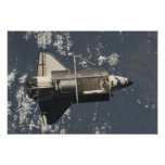 Space Shuttle Discovery 14 Poster