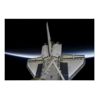 Space Shuttle Discovery 15 Poster