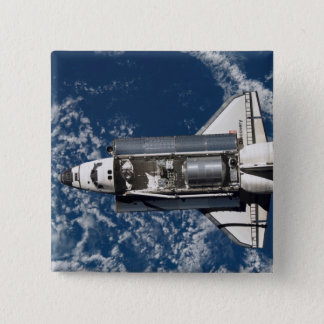 Space Shuttle Discovery 16 Button