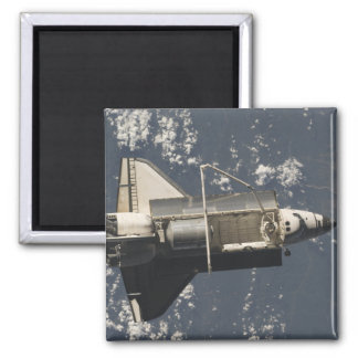Space Shuttle Discovery 5 2 Inch Square Magnet