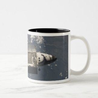 Space Shuttle Discovery 5 Two-Tone Coffee Mug