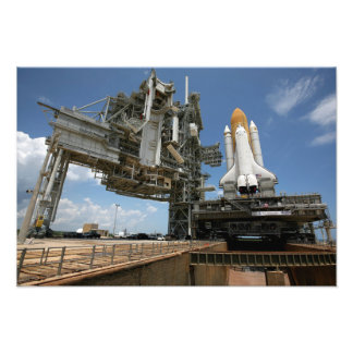 Space Shuttle Discovery 9 Photo Art