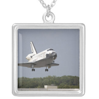 Space Shuttle Discovery approaches landing 2 Jewelry
