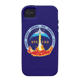 Space Shuttle Discovery Case-Mate iPhone 4 Cover