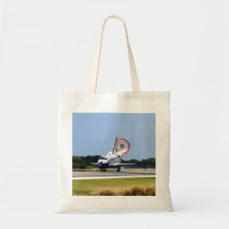 Space Shuttle Discovery Coming Home Tote Bag